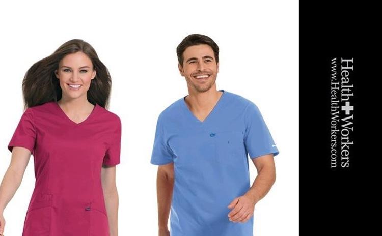 HealthWorkers; Yrkesklær med komfort og slitestyrke