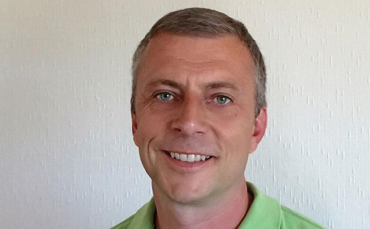 Kiropraktor Bjørn Kapperud