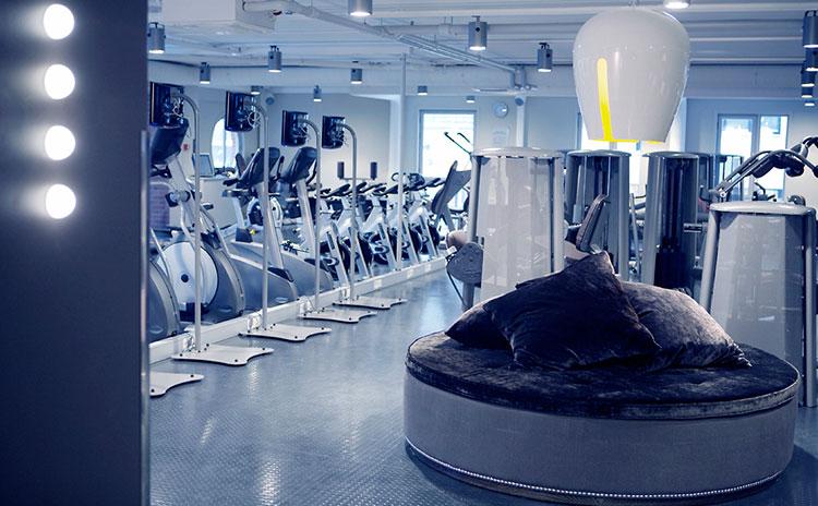 EVO Fitness: Tren effektivt i førsteklasses utstyr!
