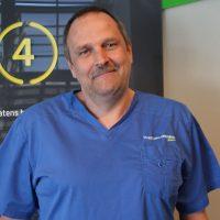 Dr. Sandro Rolle, spesialist i ortopedi : Sandefjord Helsepark