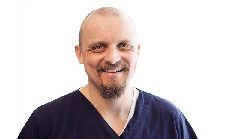 Velkommen til kiropraktor Hans Petter Akerholt