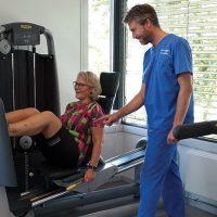 EviBase Treningsklinikk : Sandefjord Helsepark