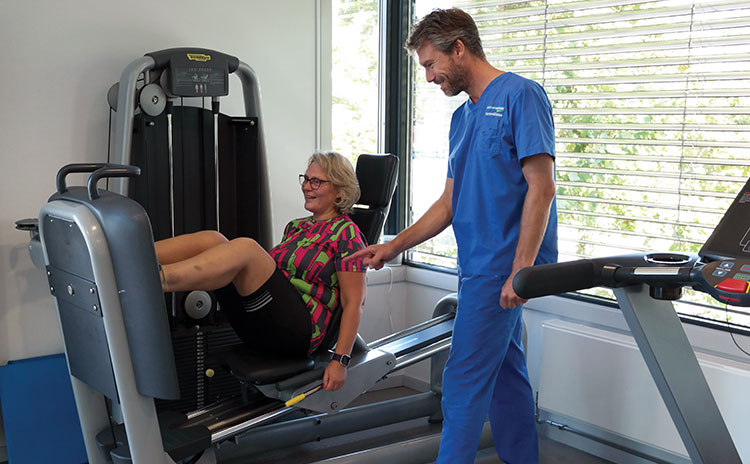 EviBase Treningsklinikk – trening som behandling og medisin